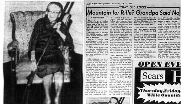 Mountain for Rifle? Grandpa Said No