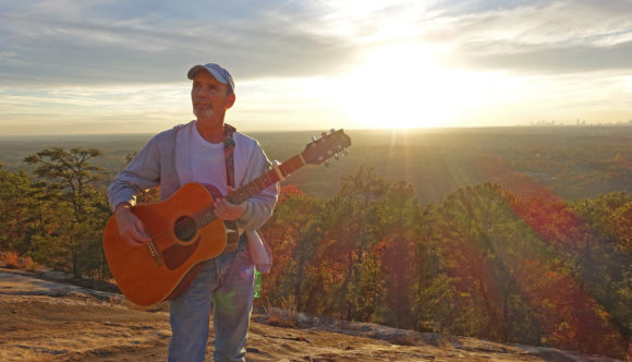 Tony Taylor's Mountain Chords