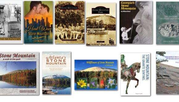 A Range of Reads on World Book Day About Stone Mountain