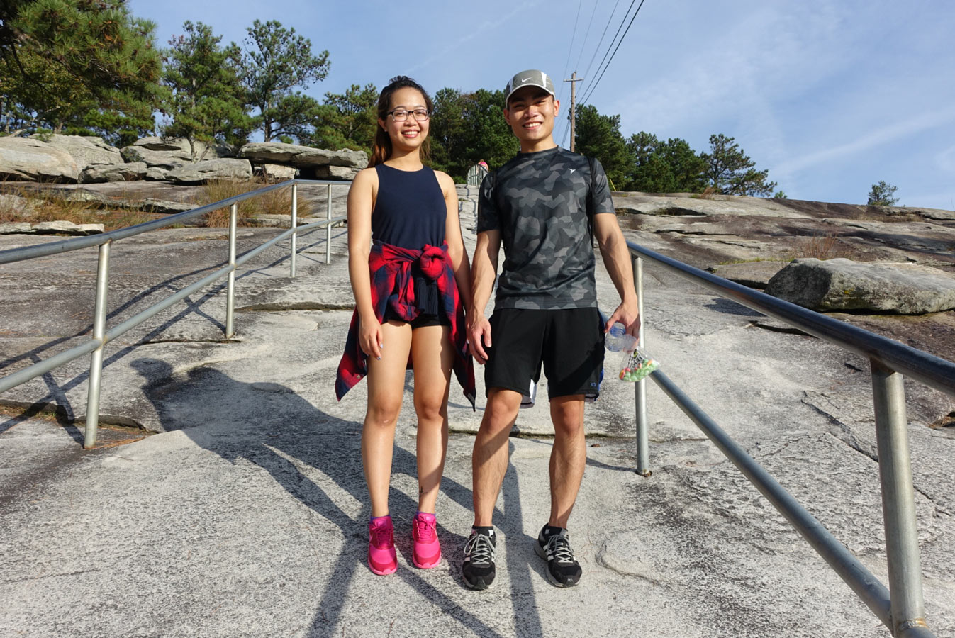 Thuy and Loc are originally from Vietnam