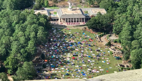 Does Freedom Truly Ring From Stone Mountain of Georgia?
